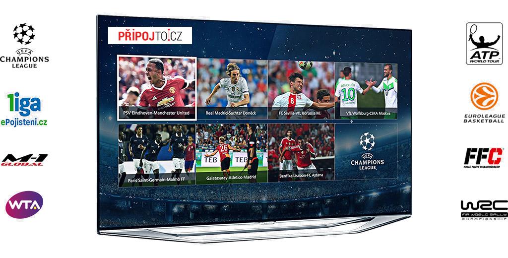 Digitální televize přes internet