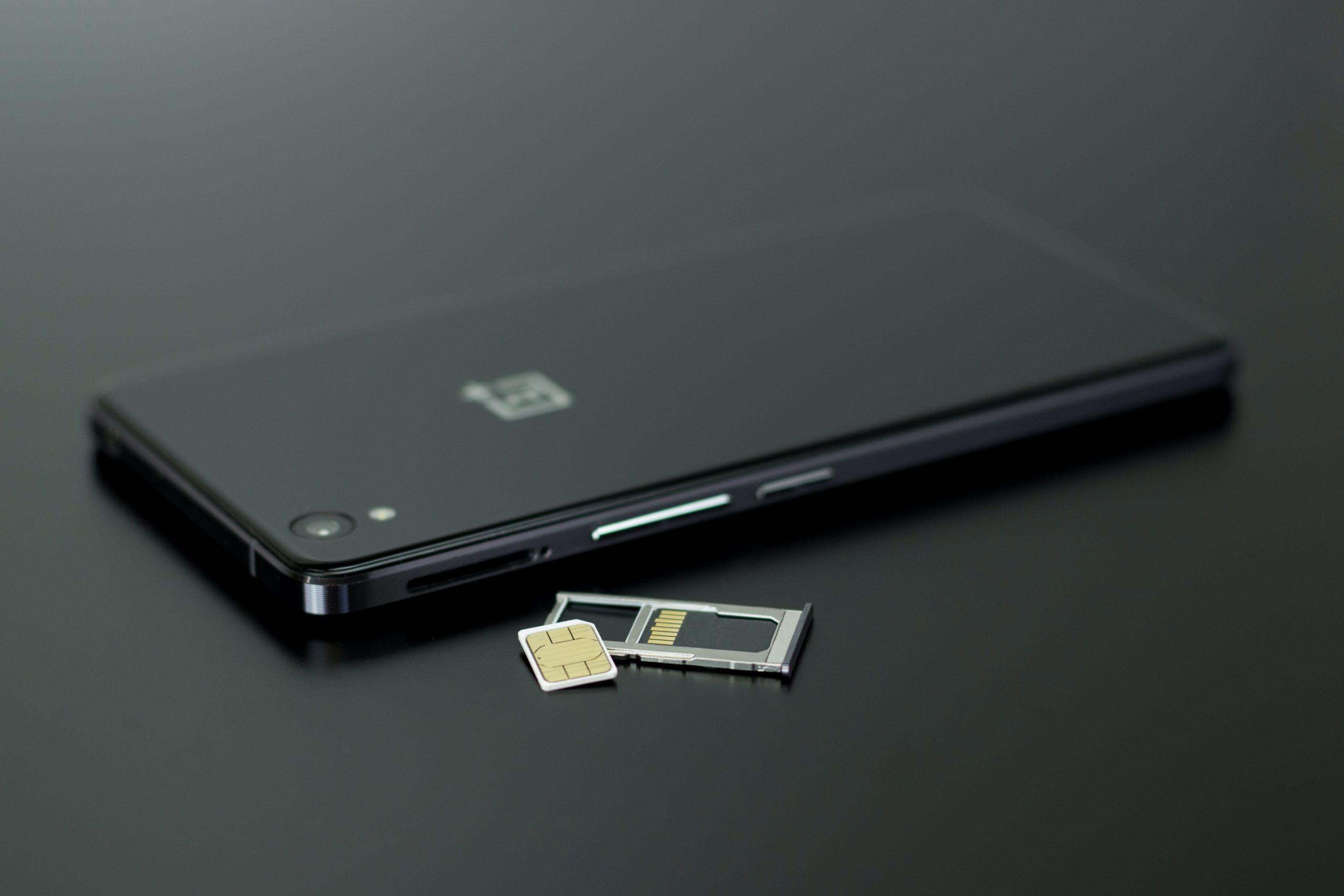 lokální SIM karta