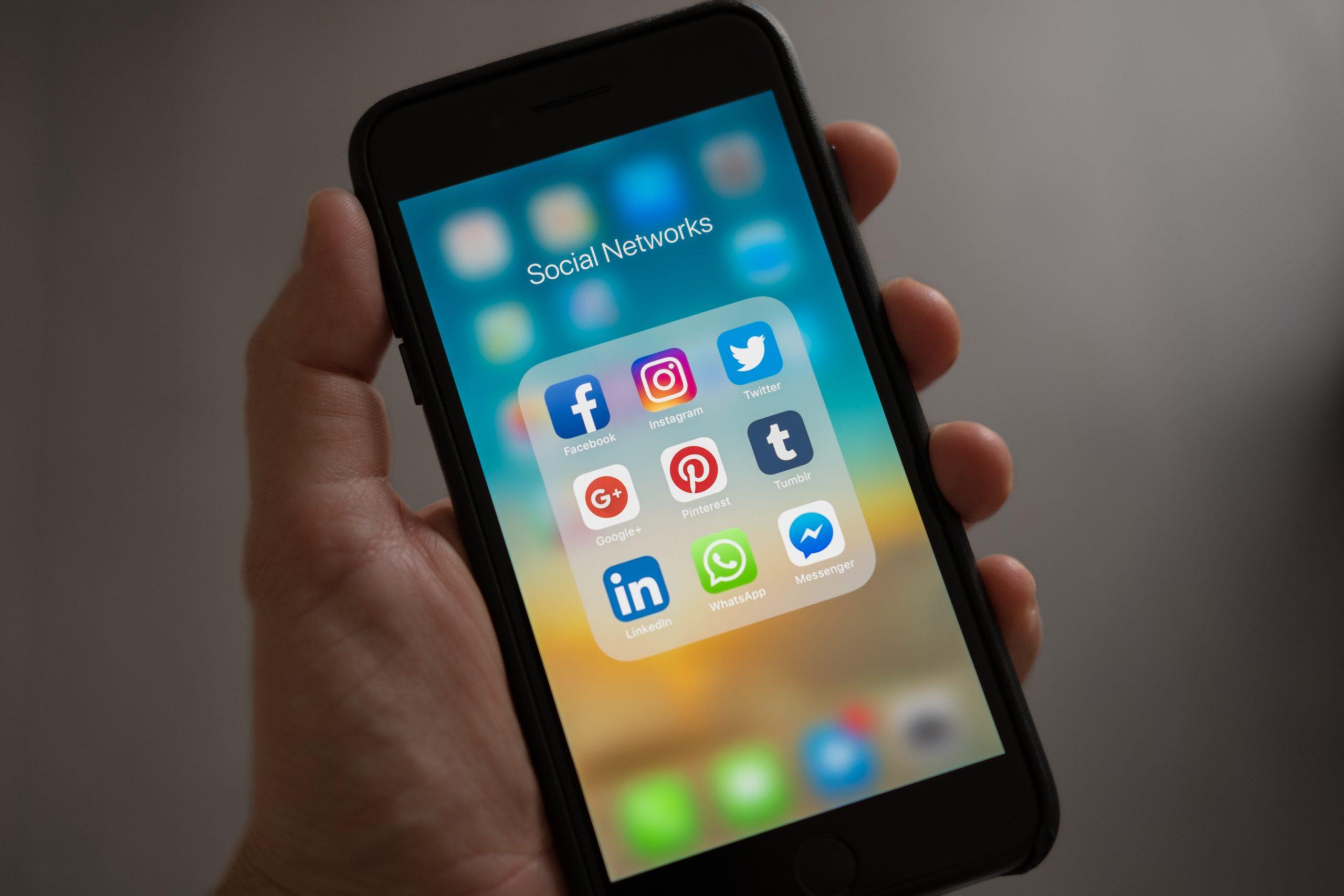 propojení instagramu s messengerem