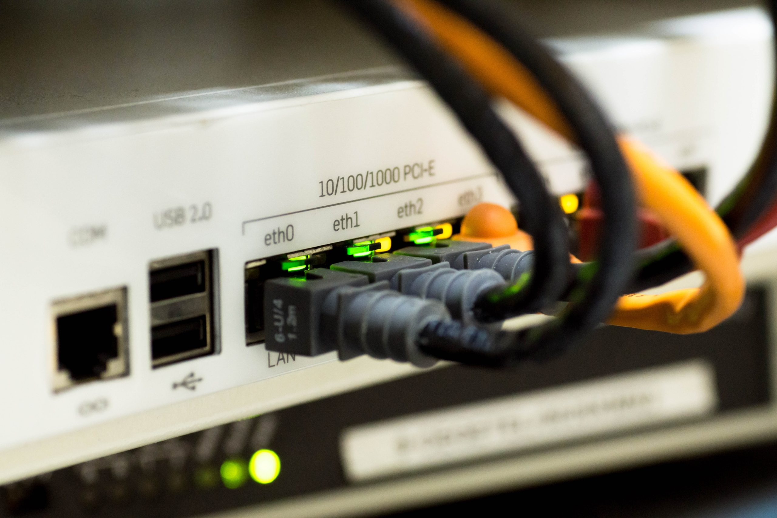 ADSL rychlost